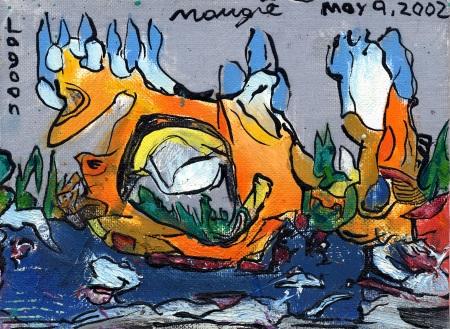 lagoon (oil painting)