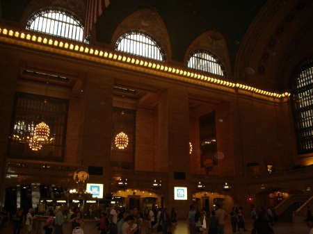 Grand Central Station, Tuesday