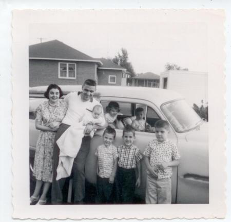 A Family Portrait, 1960
